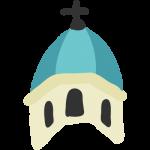 Cupola Cross 2-Icon