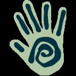 Hand Spiral-Icon