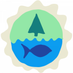 Land & Water-Icon