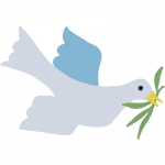 Peace Dove-Icon