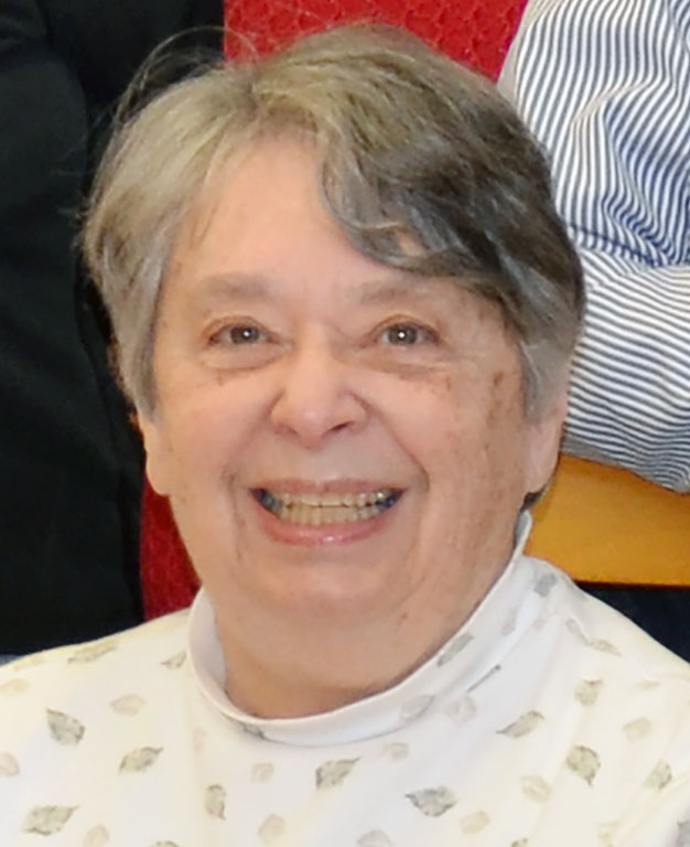 A biography and photo of Barbara Nicholas SL, President of Loretto and member of the Community Forum.