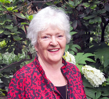 A photo of Judy McLaughlin CoL