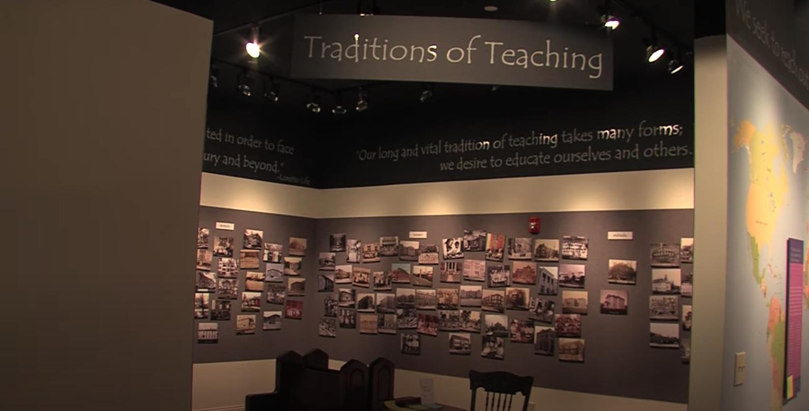 Heritage Center Room