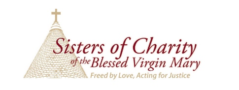 Logo for Sisters of Charity of the Blessed Virgin Mary