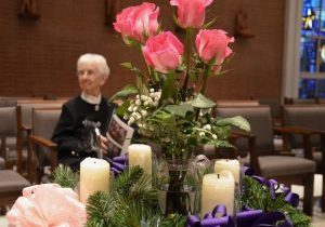 Advent with Sr Rosemary Grawer