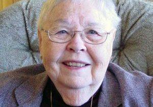 A photo of Loretto Sister Betty McWilliams