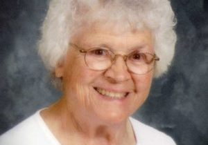 Photo of Sister Dolores Kelledy SL