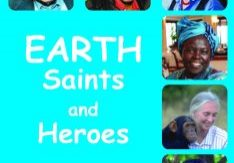 Front Cover of Earth Saints and Heroes