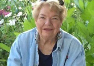 A photo of Loretto Co-member Joy Gerity