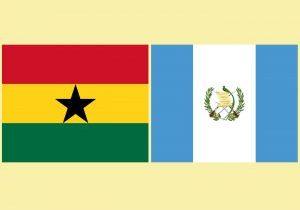 Ghana Guatemala Welcome Banner sq