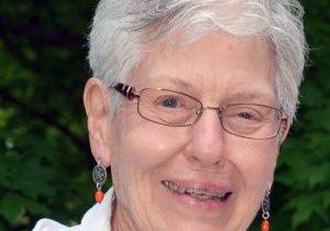 A photo of Loretto Sister Sylvia Ginder