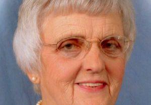 A photo of Loretto Sister Jean Johnson