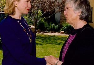 Mary Fran and Hillary FI
