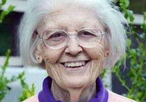 Photo of Loretto Sister Patricia Jean (PJ) Manion)