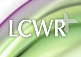 The logo for the Leadership Conference of Women Religious (LCWR)