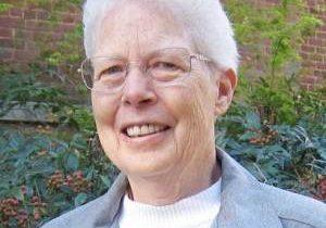 Photo of Sister Kay Carlew SL