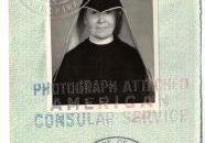 image 8 Grace Clare Shanley 1949 passport